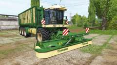 Krone BiG L 550 Prototype v1.0.0.2 for Farming Simulator 2017