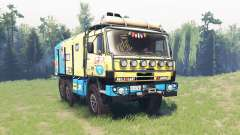 Tatra 815 Dakar