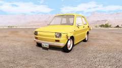 Fiat 126p flying v0.1 for BeamNG Drive