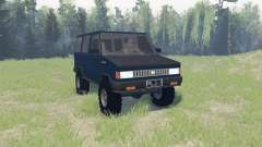 Toyota Kijang for Spin Tires