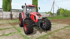 Zetor Forterra 130 HD for Farming Simulator 2017