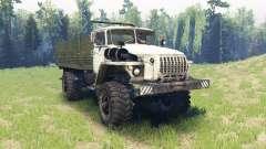 Ural 43206-41 for Spin Tires