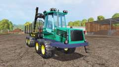 Timberjack 1110 for Farming Simulator 2015