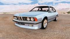 BMW M635 CSi (E24) for BeamNG Drive