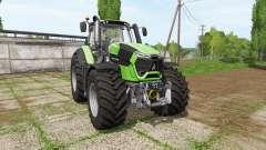 Deutz-Fahr 9340 TTV chip tuning for Farming Simulator 2017