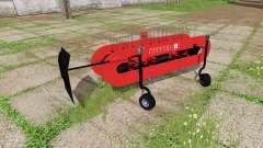 Belt rake REFORM for Farming Simulator 2017