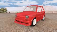 Fiat 126p v8.0 for BeamNG Drive