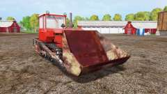 DT 75M PFP-1.2 for Farming Simulator 2015
