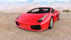 Lamborghini Gallardo 2005 for BeamNG Drive