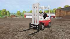 Linde H25D for Farming Simulator 2015