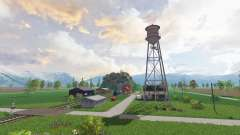 Valley Italy for Farming Simulator 2015