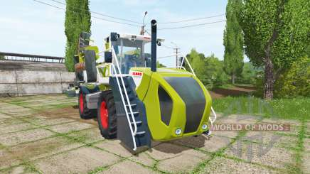 CLAAS Cougar 1400 v2.1 for Farming Simulator 2017