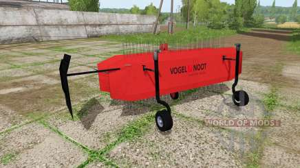 Vogel&Noot Heublitz 220 for Farming Simulator 2017
