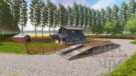 Los Grandes Terrenos v1.0.2.1 for Farming Simulator 2017