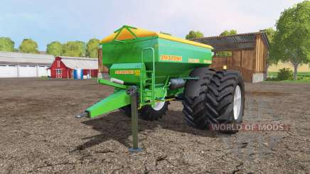 AMAZONE ZG-B 8200 twin wheels for Farming Simulator 2015
