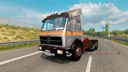 Mercedes-Benz 1632 v1.2 for Euro Truck Simulator 2
