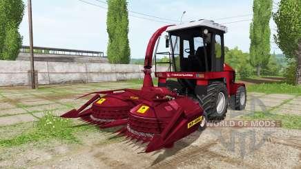 Palesse 2U250А for Farming Simulator 2017