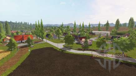 Thuringia v1.0.3 for Farming Simulator 2017