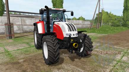 Steyr 6140 CVT v2.0 for Farming Simulator 2017