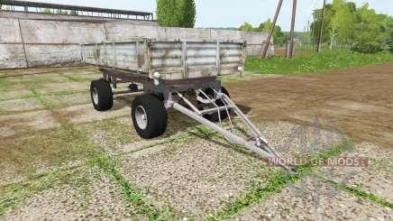 Tractor trailer for Farming Simulator 2017