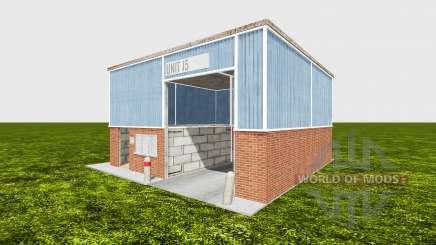 Small garage for Farming Simulator 2015