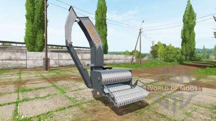 Wood crusher v1.2 for Farming Simulator 2017