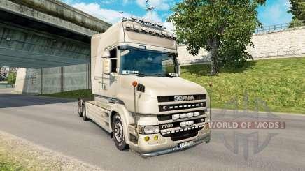 Scania T v1.8.2.1 for Euro Truck Simulator 2