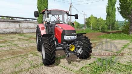 Case IH Farmall 105U Pro v1.1 for Farming Simulator 2017