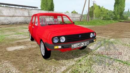 Dacia 1300 for Farming Simulator 2017