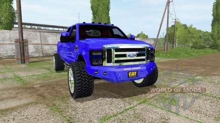 Ford F-350 king ranch for Farming Simulator 2017