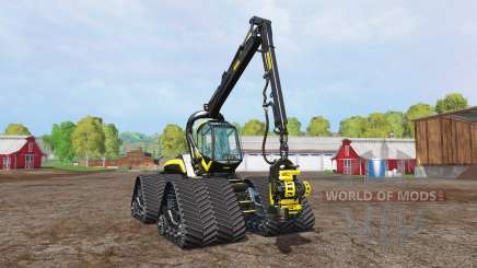 PONSSE Scorpion quadtrac for Farming Simulator 2015