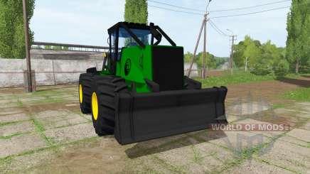 Skidder for Farming Simulator 2017