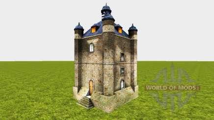 Medieval tower for Farming Simulator 2015