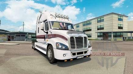 Freightliner Cascadia v1.2 for Euro Truck Simulator 2