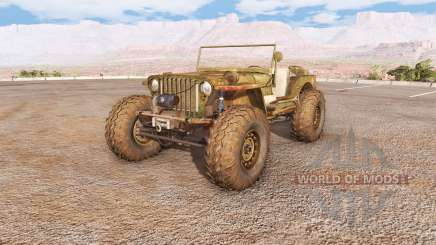 Jeep Hell v1.1 for BeamNG Drive