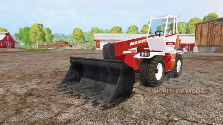 Manitou MRT 1542 for Farming Simulator 2015