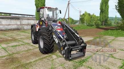 JCB 435S camo edition for Farming Simulator 2017