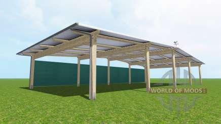 Shelter for Farming Simulator 2015