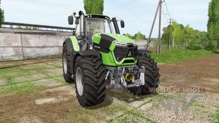 Deutz-Fahr 9290 TTV chip tuning v1.0.0.2 for Farming Simulator 2017