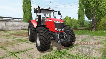 Massey Ferguson 7720 v1.2.1 for Farming Simulator 2017
