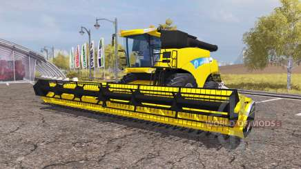 New Holland CR9090 v2.0 for Farming Simulator 2013