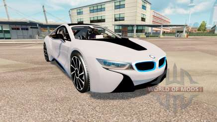 BMW i8 (I12) v2.0 for Euro Truck Simulator 2
