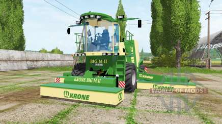 Krone BiG M II v1.1 for Farming Simulator 2017