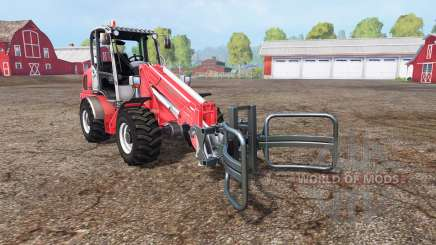 Weidemann 4270 CX 100T v1.2 for Farming Simulator 2015