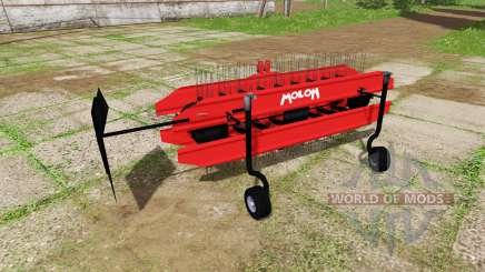 Belt rake Molon for Farming Simulator 2017