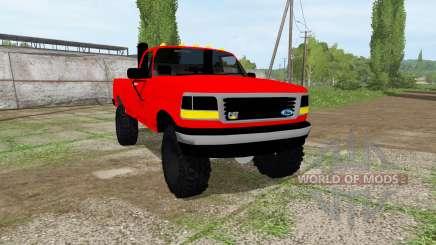 Ford F-150 for Farming Simulator 2017