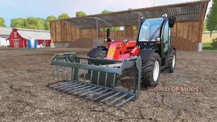 Liebherr TL 436-7 v1.3 for Farming Simulator 2015