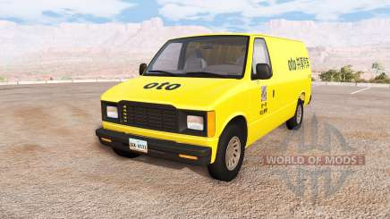 Gavril H-Series oto for BeamNG Drive