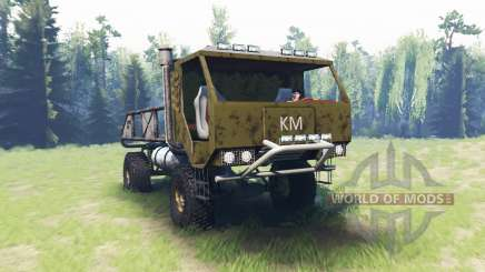 KM 04060 4x4 v2.0 for Spin Tires