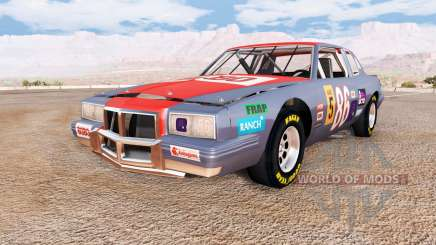 Pontiac Grand Prix Hotring 1981 for BeamNG Drive